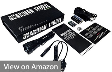 Supernova Guardian 1300XL Tactical Flashlight