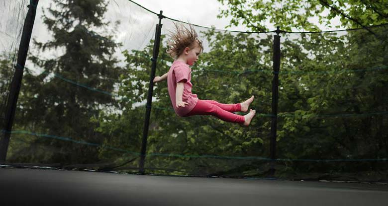 What age group will be most often using your trampoline?