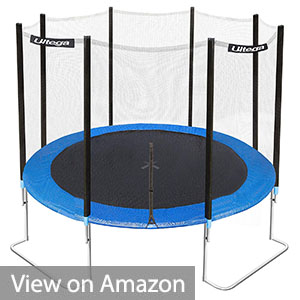 Ultega Jumper Trampoline with Safety Net