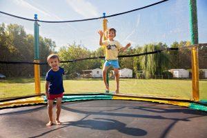 trampoline Skill