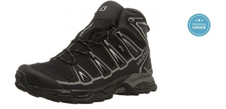 Salomon Men's X Ultra Mid 2 GTX Multifunctional Hiking Boot