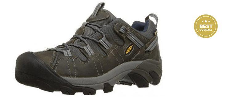 EEN Men's Targhee II Hiking Shoes