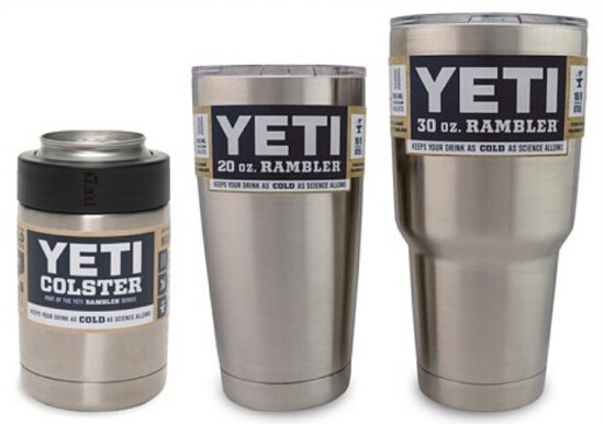 Stainless Steel Tumbler Capacity