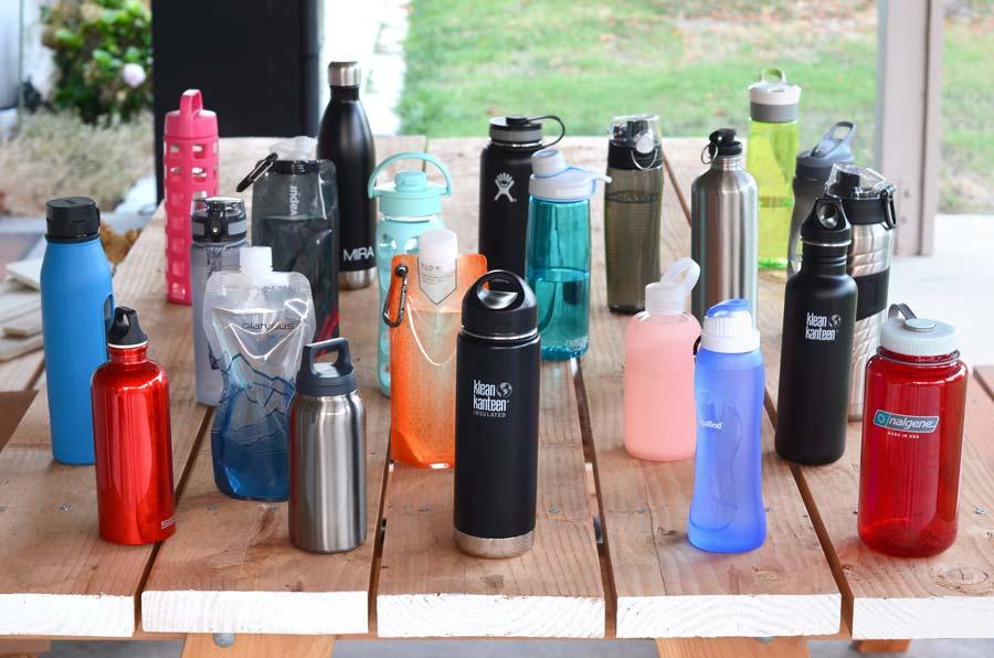 water bottles Material