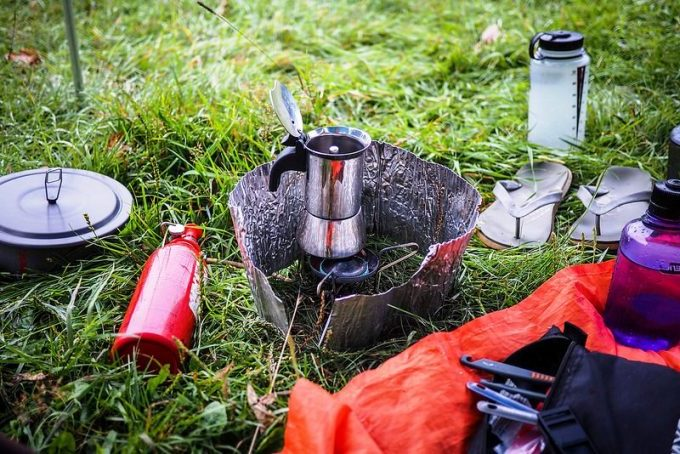 Cofee Maker for camping