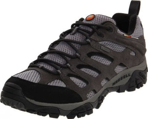 Merrell Men's Moab Waterproof Hiking Shoe