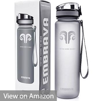 Embrava 32-Oz Sports Water Bottle