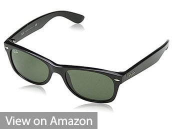 Ray-Ban RB2132 New Wayfarer Sunglasses Unisex