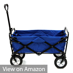 Mac Sports Outdoor Utility Wagon