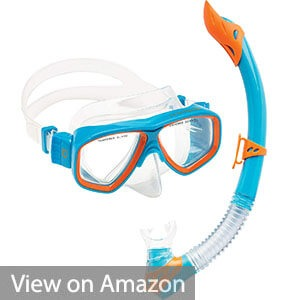 Cressi Kids Snorkeling Equipment