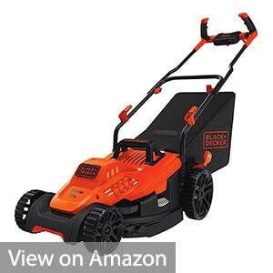 Black + Decker BEMW472BH 10 Amp Electric Mower