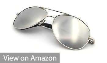 +S Premium Aviator Sunglasses