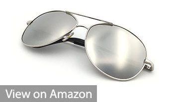 +S Premium Aviator Sunglasses