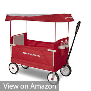 Radio Flyer 3-in-1 Folding Wagon