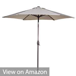 Abba Patio Outdoor Patio Umbrella