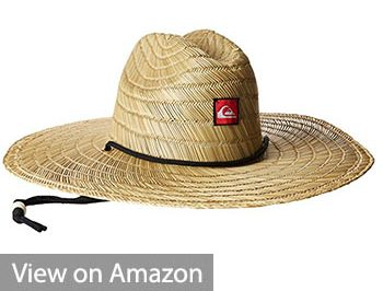 QUICKSILVER PIERSIDE STRAW HAT
