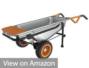 Worx Aerocart Yard Cart