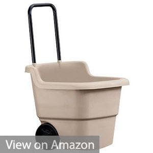 Suncast Lawn Cart