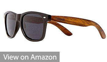 Woodies Wayfarer Sunglasses