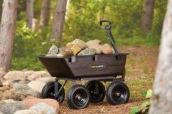 garden cart Capacity