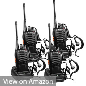 Arcshell Two-Way Radio