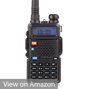 BaoFeng UV-5R Two Way Radio