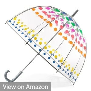 Totes Clear Umbrella
