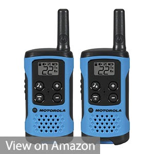 Motorola T100 Two Way Radio