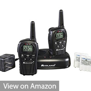 Midland LXT500VP3 Two-Way Radio