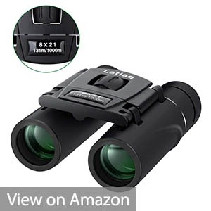 Lstiaq Mini Pocket Binoculars