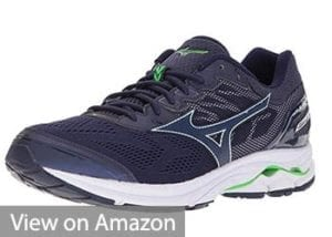 Mizuno Men's Wave Rider 21 Running Shoe