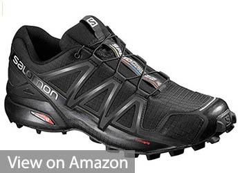 Salomon Men's SpeedCross 4 Wide Trail Runner