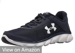 UnderArmour Men's Micro G Assert 7 Sneaker Shoes
