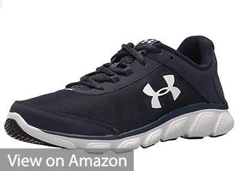 UnderArmour Men's Micro G Assert 7 Sneaker Shoes