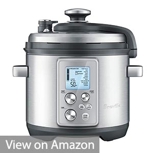 Breville Fast Slow Pro Pressure Cookers