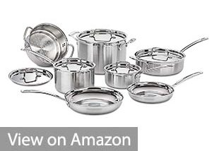 Cuisinart MCP-12N Cookware Set