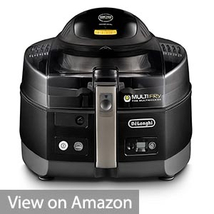 De'Longhi FH1363 MultiFry Extra, Air Fryer, and Multi Cooker