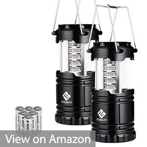 Etekcity LED Camping Lantern