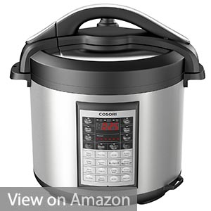 COSORI 8Qt 8-in-1 Electric Pressure Cooker