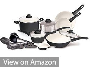 GreenLife 16-Pcs Cookware Set