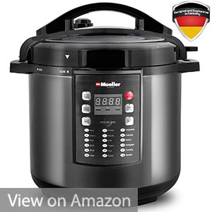 MUELLER Pressure Cooker 10-in-1 Pro Series