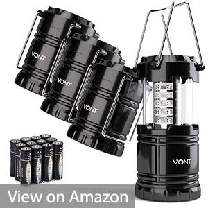 Vont LED Camping Lantern