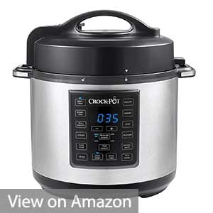 Crock-Pot 6 Qt 8-in-1 Multi-Use Express