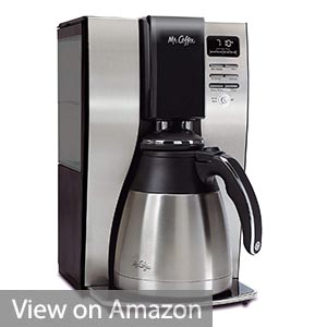 Mr. Coffee Optimal Coffeemaker System