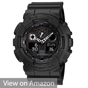 Casio Men's G-SHOCK GA 100-1A1 Military Series