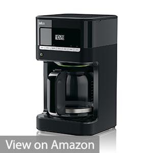 Braun KF7000BK Coffee Maker