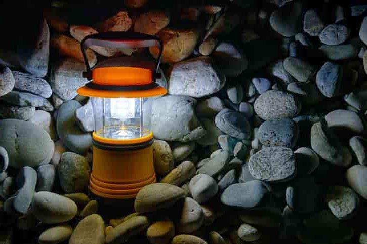 Led Camping-Lantern