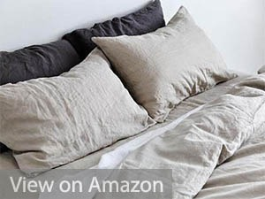Linoto 100% Linen Fitted Bed Sheets