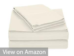 AmazonBasics Microfiber Sheet Set