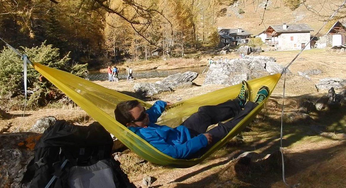 Ultralight hammocks